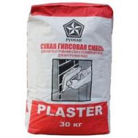 Гипсовая штукатурка Русеан Пластер серый 30 кг