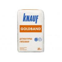 Гипсовая штукатурка Гольдбанд Knauf 30 кг. (Серый)
