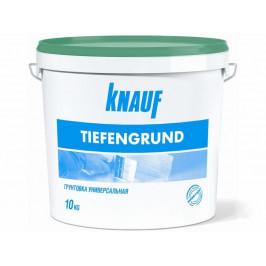 Грунтовка Tiefgrund Knauf (Кнауф Тифенгрунд ) 10л