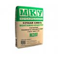 Кладочно-монтажная смесь М200 МКУ 40кг