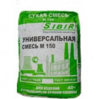 Универсальная смесь М150 Сибирь 40кг