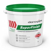 Шпатлевка универсальная Danogips Sheetrock SuperFinish 5 кг