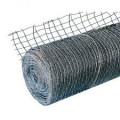 Сетка штукатурная 0,8мм, яч. 14х14 мм (1х80)м, плетёнка оцинкованная