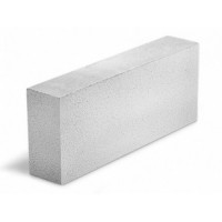 Блок газобетонный (Пеноблок D500) 100х600х250мм