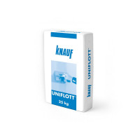 Шпатлевка Кнауф «Унифлот» (Knauf Uniflot) 25кг