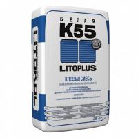 Плиточный клей Литокол К55 Литоплюс 25кг